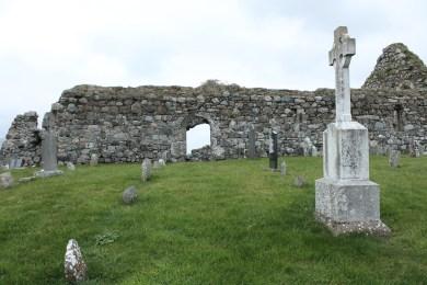 21. Kilwirra Church, Co. Louth