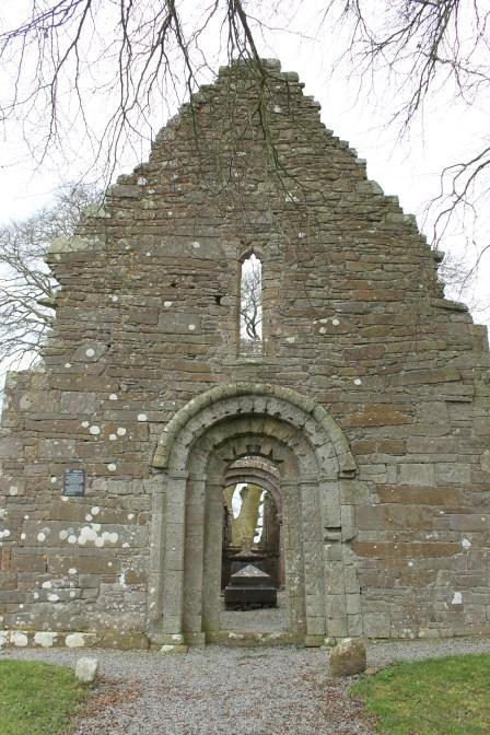 07. Monaincha Church, Co. Tipperary