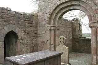 12. Monaincha Church, Co. Tipperary