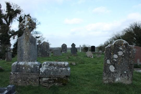 25. Clonenagh Church, Co. Laois