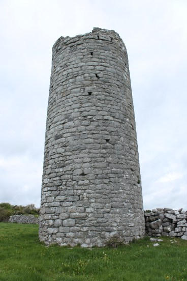 20. Roscam Round Tower & Church, Co. Galway