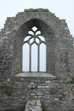 26. Clontuskert Priory, Co. Galway