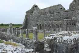36. Clontuskert Priory, Co. Galway