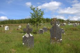 17. Kilranelagh Graveyard, Co. Wicklow