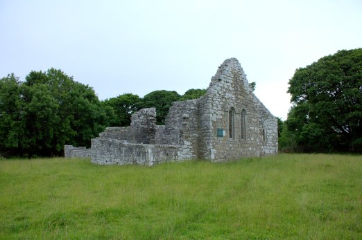 01. Inishmaine Abbey, Co. Mayo