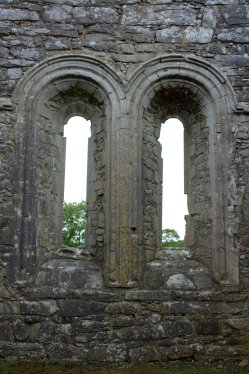 10. Inishmaine Abbey, Co. Mayo