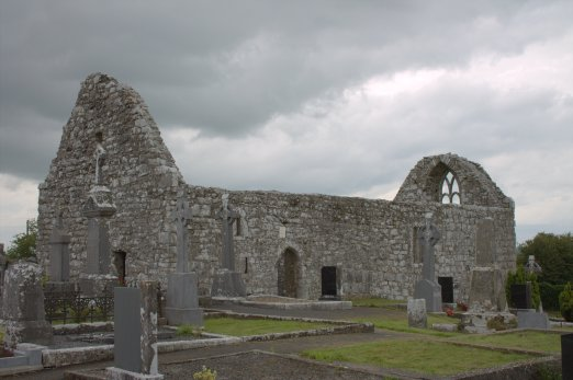 01. Killursa Church, Co. Galway