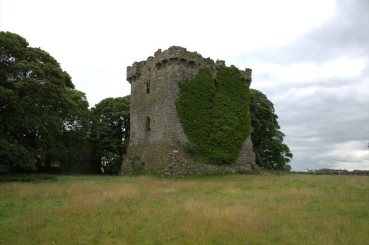 01. Shrule Castle, Co. Mayo