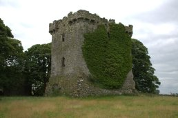 02. Shrule Castle, Co. Mayo