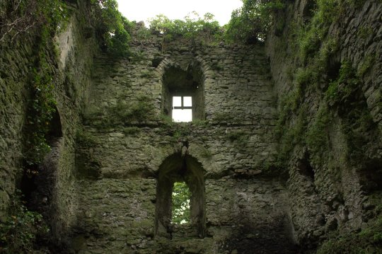 07. Shrule Castle, Co. Mayo