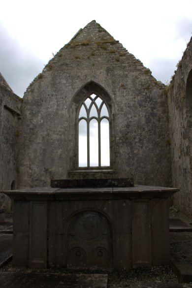 10. Ross Errilly Friary, Co. Galway