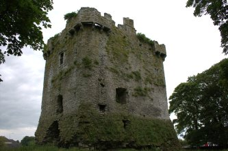 10. Shrule Castle, Co. Mayo