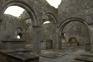 13. Ross Errilly Friary, Co. Galway