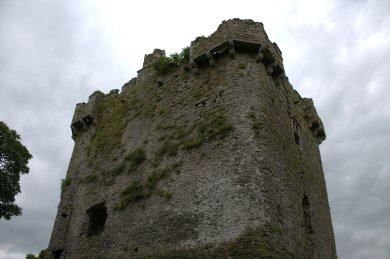 13. Shrule Castle, Co. Mayo