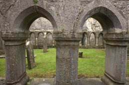 25. Ross Errilly Friary, Co. Galway