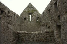 32. Ross Errilly Friary, Co. Galway