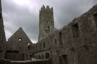 37. Ross Errilly Friary, Co. Galway