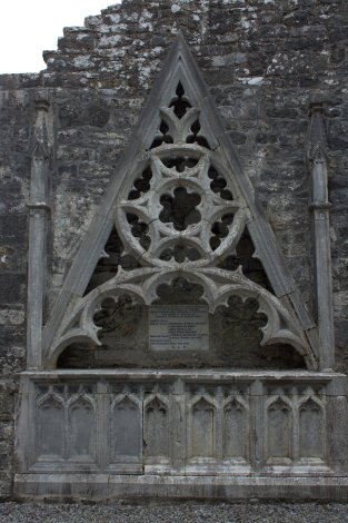 11. Kilconnell Friary, Co. Galway