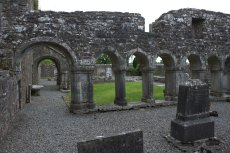 12. Kilconnell Friary, Co. Galway