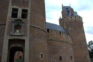 13. Beersel Castle, Belgium