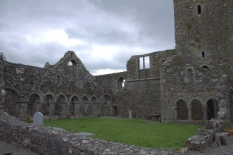 15. Kilconnell Friary, Co. Galway