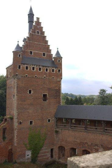26. Beersel Castle, Belgium