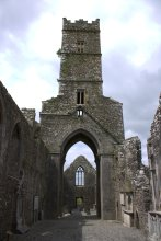 28. Kilconnell Friary, Co. Galway