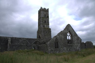 32. Kilconnell Friary, Co. Galway