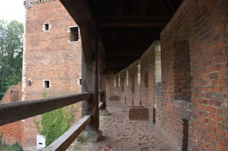 35. Beersel Castle, Belgium