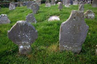 11. Tydavnet Old Graveyard, Co. Monaghan