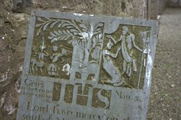 18. Burriscarra Friary, Co. Mayo