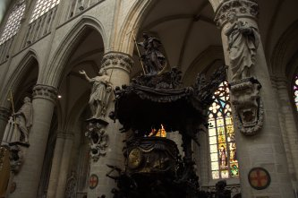 04. Cathedral of St. Michael and St. Gudula, Belgium