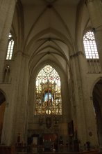 13. Cathedral of St. Michael and St. Gudula, Belgium