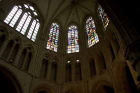 19. Cathedral of St. Michael and St. Gudula, Belgium