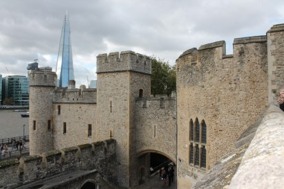 21. Tower of London, England