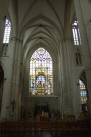 23. Cathedral of St. Michael and St. Gudula, Belgium