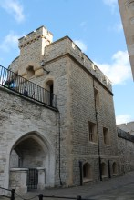 28. Tower of London, England