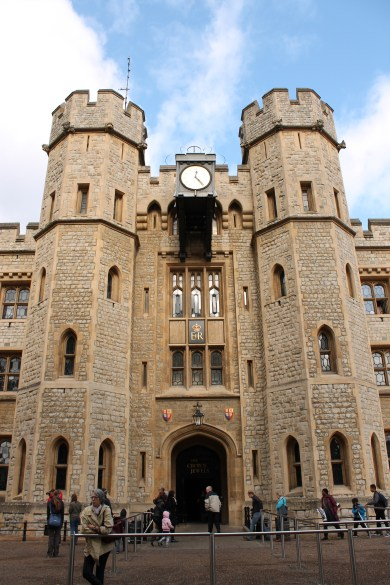 31. Tower of London, England