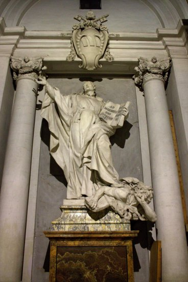 11. Sant'Ignazio Church, Rome