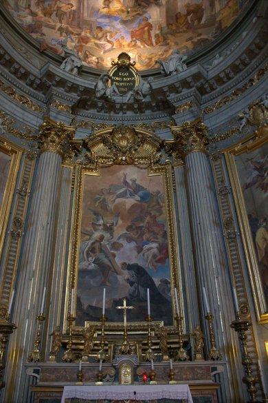 15. Sant'Ignazio Church, Rome