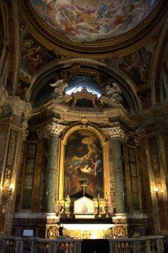22. Sant'Ignazio Church, Rome