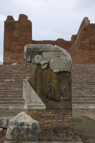 33. Ostia Antica, Lazio, Italy