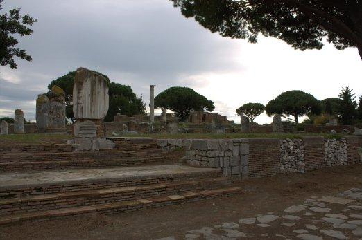 49. Ostia Antica, Lazio, Italy