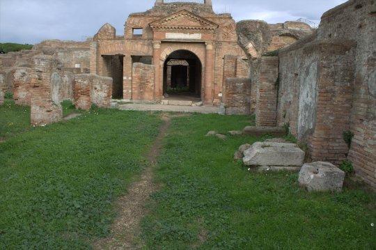 65. Ostia Antica, Lazio, Italy