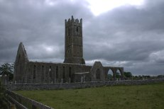 02. Claregalway Friary, Co. Galway