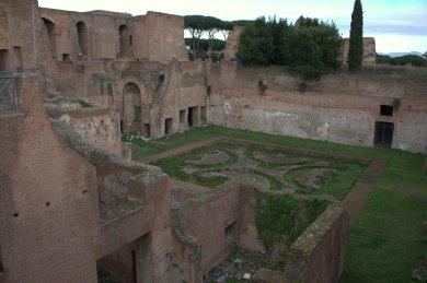21. Palatine Hill, Rome, Italy