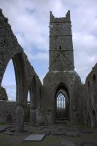 22. Claregalway Friary, Co. Galway