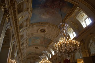 38. The Royal Palace, Brussels, Belgium