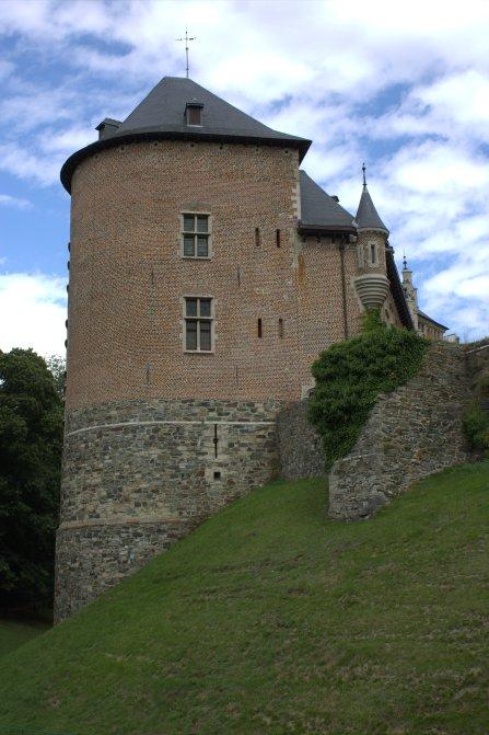60. Gaasbeek Castle, Lennik, Belgium