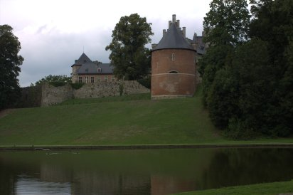 68. Gaasbeek Castle, Lennik, Belgium